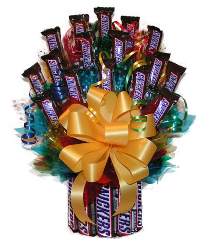 Snickers Candy...