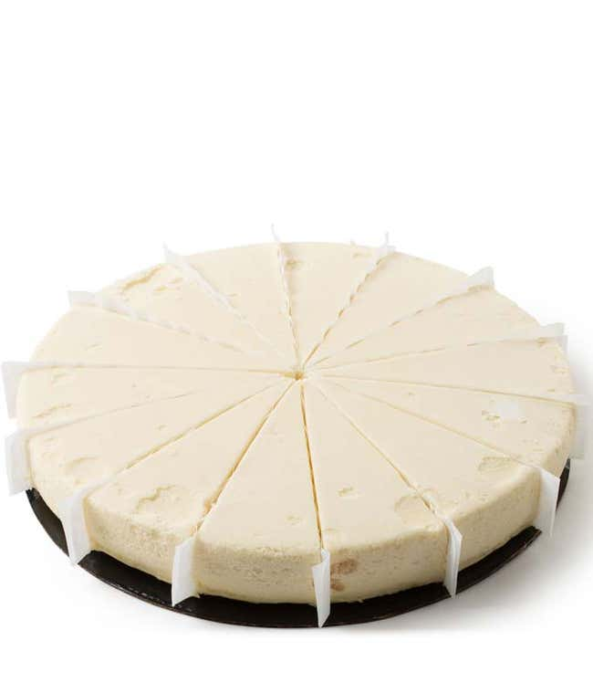 Sugar-Free New York Cheesecake