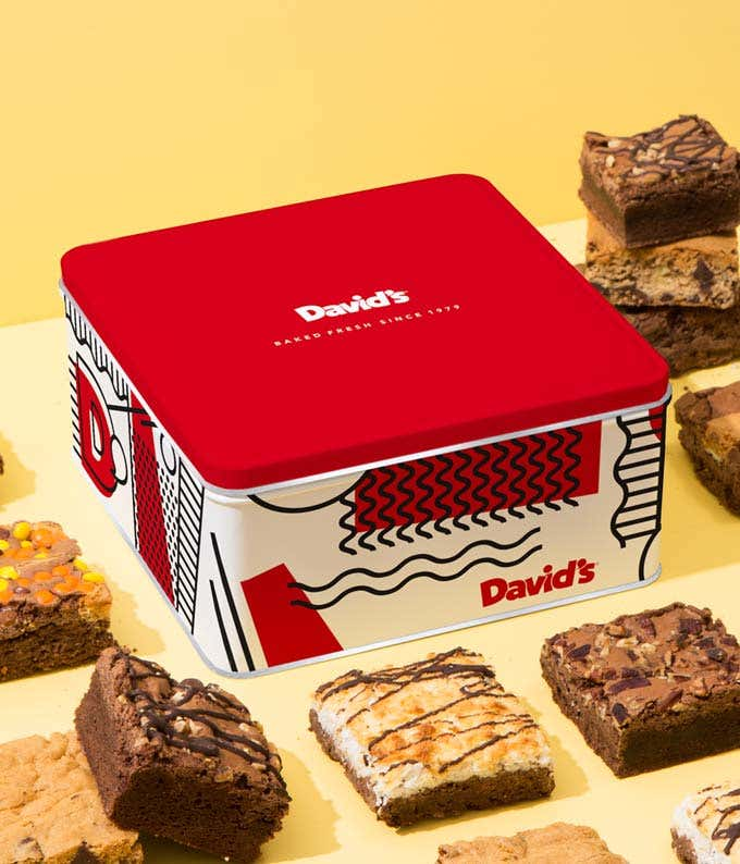 Brownie gift delivery