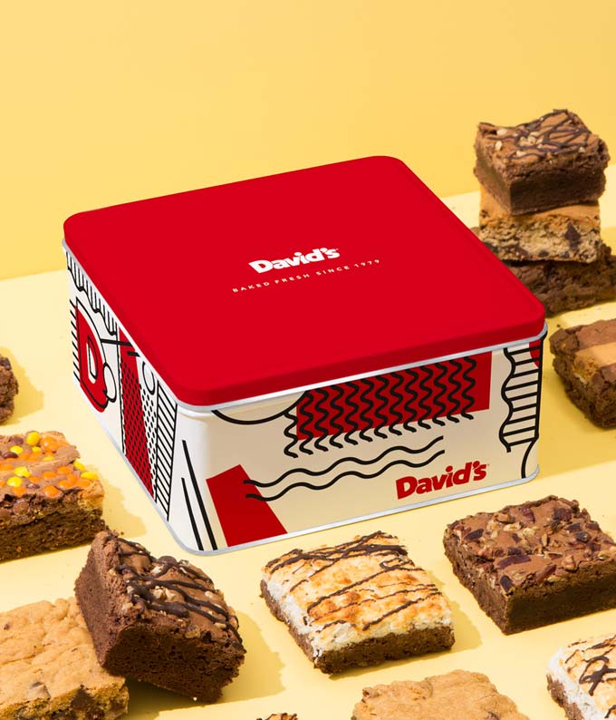12 Piece Assorted Brownies