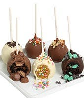 Candy Chocolate Cake Pops