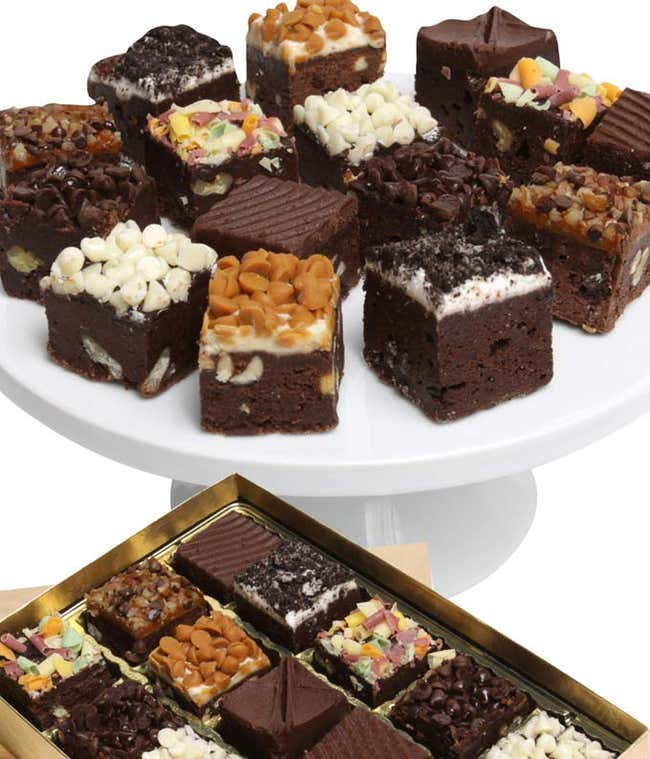 Brownie Bites for delivery