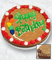 Happy Birthday Cookie Bark Cake