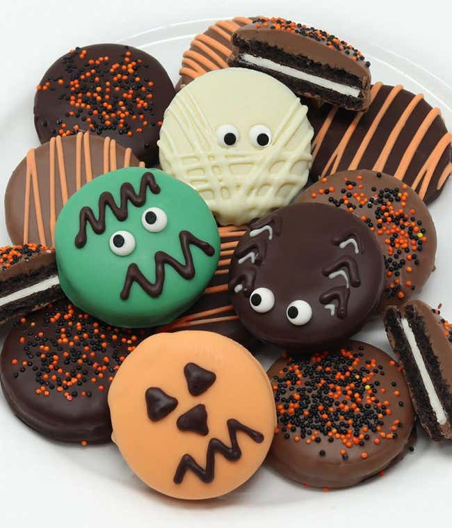 Halloween Orea Cookie Delivery