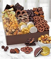 Premium Belgian Chocolate Covered Gift Box