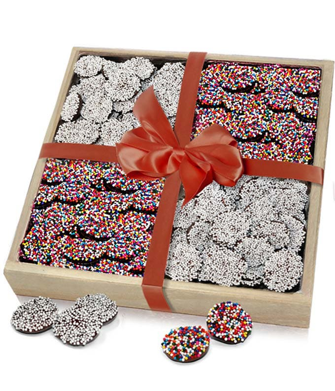 Chocolate Nonpareils gift delivery