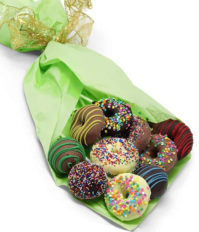 Go Nuts For Donuts Bouquet