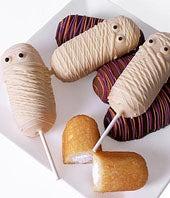 Yummy Mummy Chocolate Covered Twinkies�