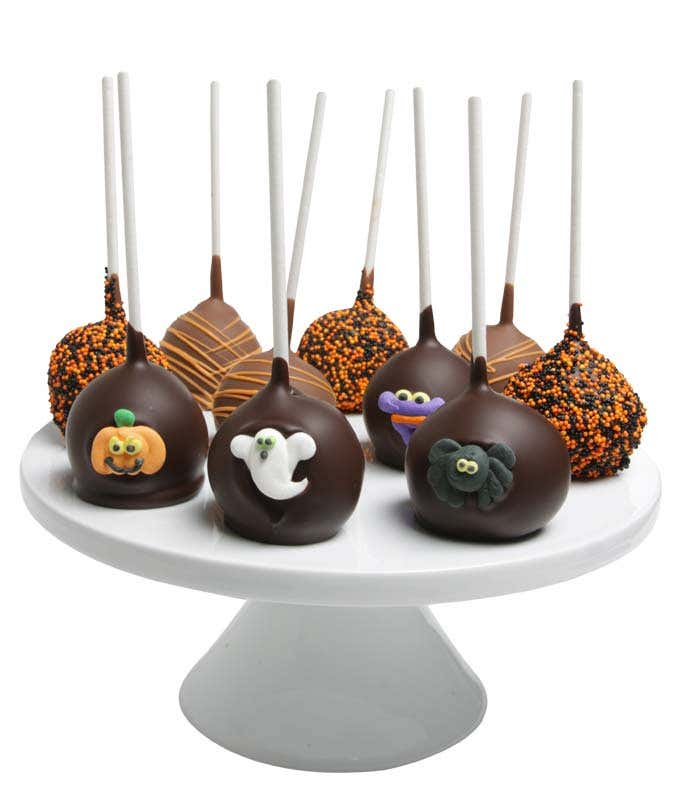 Halloween Cake Pops Delivery