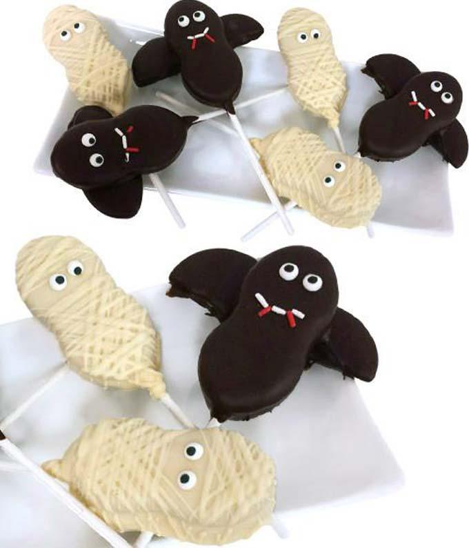 6 Nutter Butter Bats...