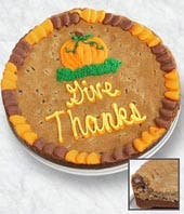 The Gift of Thanks Cookie Bark Cake