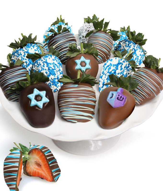 Hanukkah Chocolate...