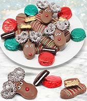 Reindeer Cookie Sampler