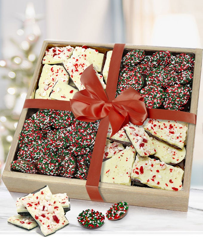 Holiday Sweet Treat Tray