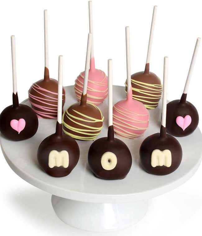Mother's Day cake pops for delivery