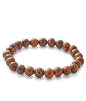 Men's Tigerwood Bead...