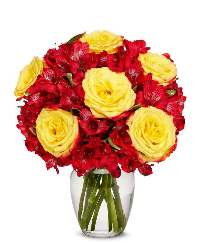 Saffron Skies Bouquet