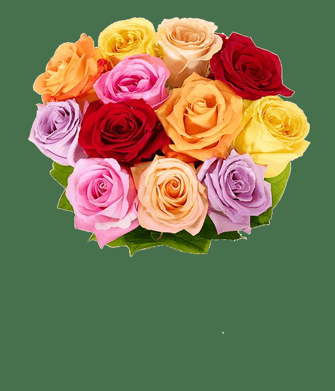 Housewarming Emoji Rose Bouquet