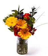 Sunny Garden Bouquet