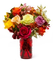 Roses & Alstros...