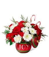 Joy Ornament Bouquet