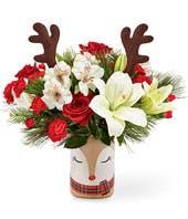Reindeer Games Bouquet