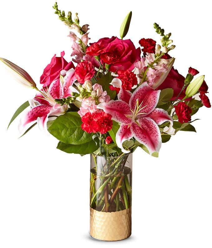 Lilies For My Valentine