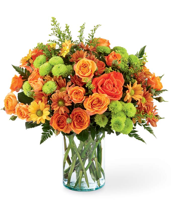 Citrus Harvest Bouquet