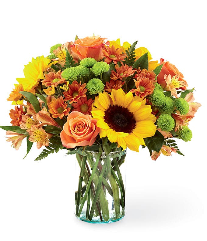 Sublime Sunshine Bouquet