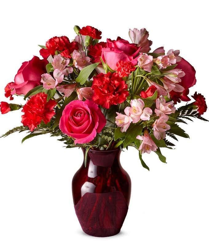 Cupid's Kisses Bouquet