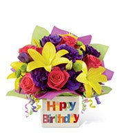 The FTD� Happy Birthday Bouquet