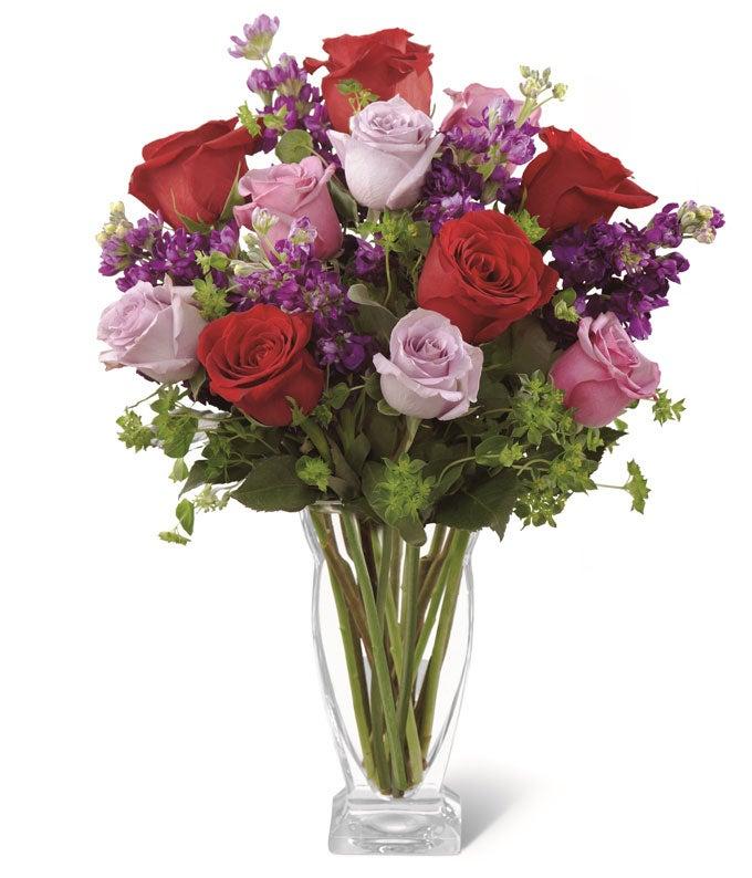 Blushing Rose Garden