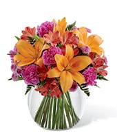 Tropical Embrace Bouquet