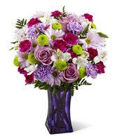 The Lavender Burst Bouquet