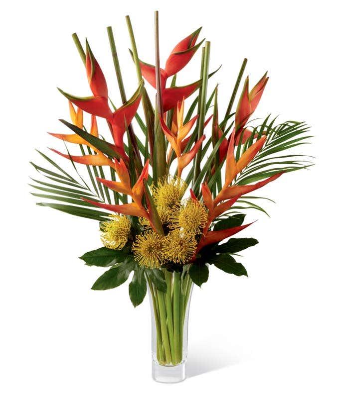 Tropical Paradise Luxury Bouquet