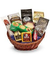 Gourmet Deluxe Basket