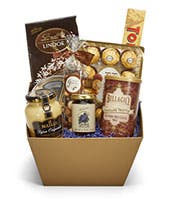 Perfectly Decadent Gift Basket