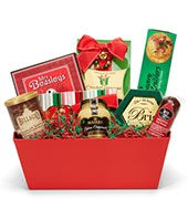 Christmas Treats Basket