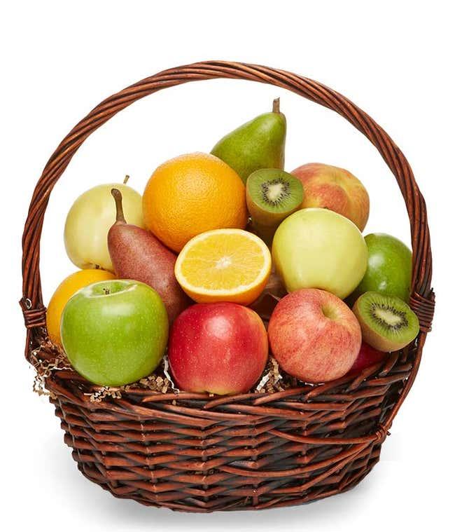 Cheaper fruit basket