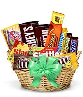 Pot 'O Candy Gold - Basket