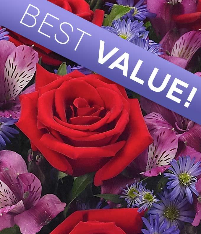 Anniversary Florist Designed Bouquet