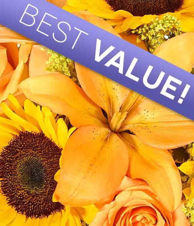 Fall Florist Designed Bouquet