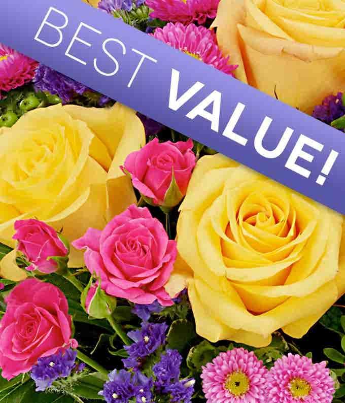 Get Well Florist Designed Bouquet