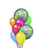 Get Well Balloons