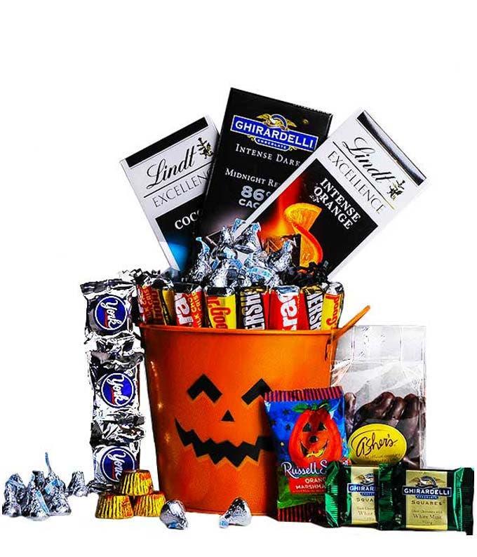 Pumpkin Bucket of Halloween Fun
