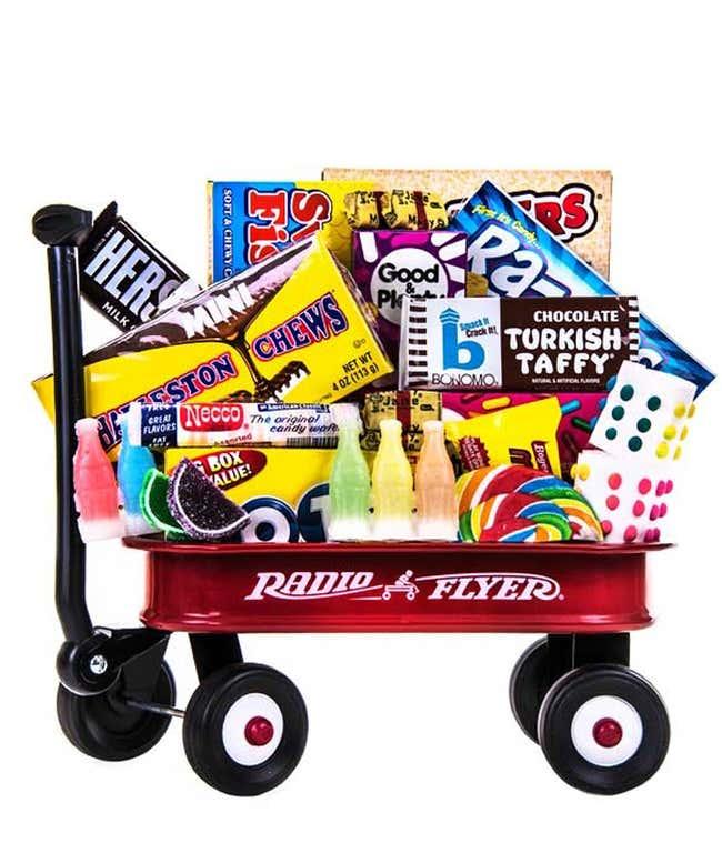 Sweet Memories Wagon-ful of Goodies