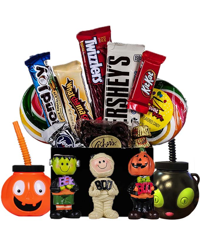 Halloween Kid's Gift Basket