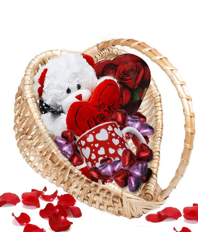 Valentines Bear...