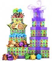 Lady Bug Easter Tower