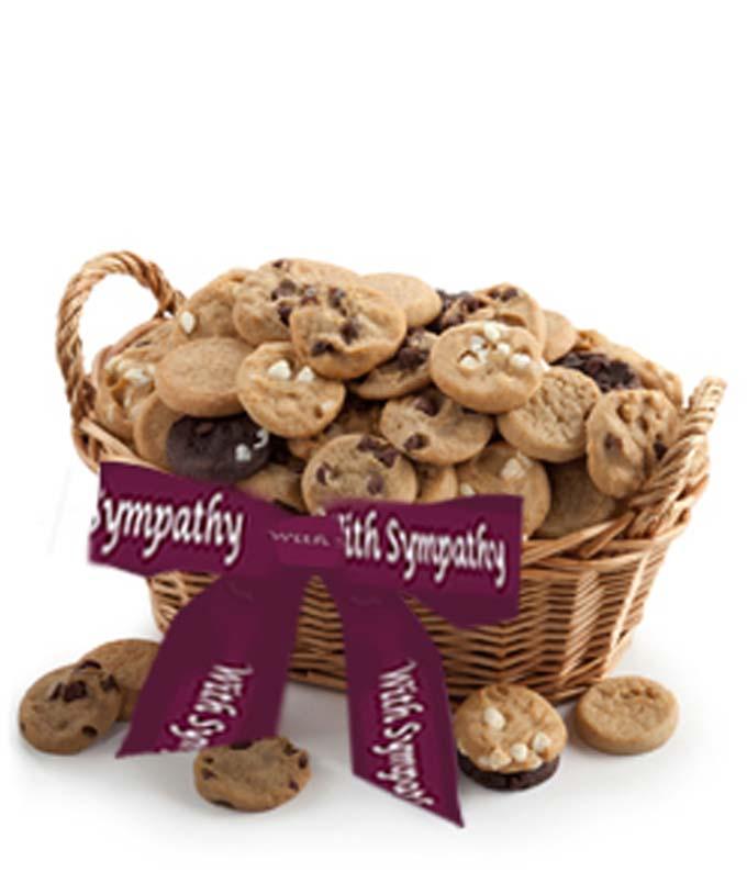 Cookie Sympathy Baskets